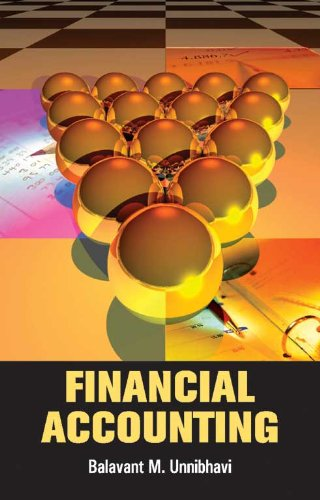 9788126904228: Financial Accounting -- Fifth 5th Edition