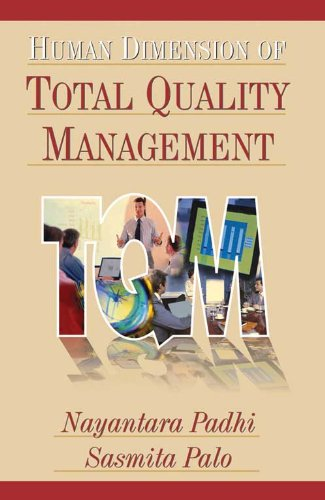 Human Dimensions For Total Quality Management