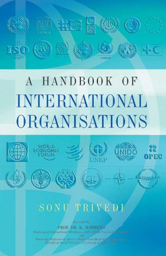 A Handbook Of International Organisations