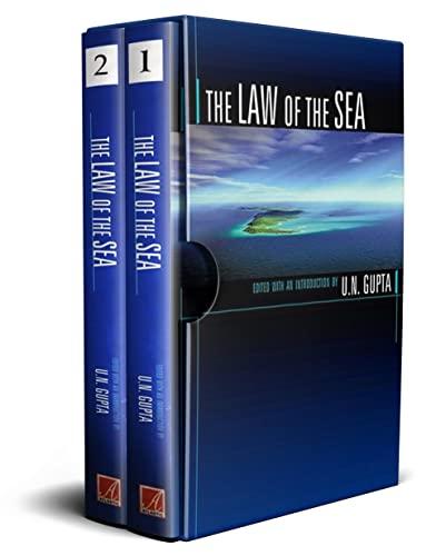 9788126904334: The Law of the Sea (2 Vols. Set)