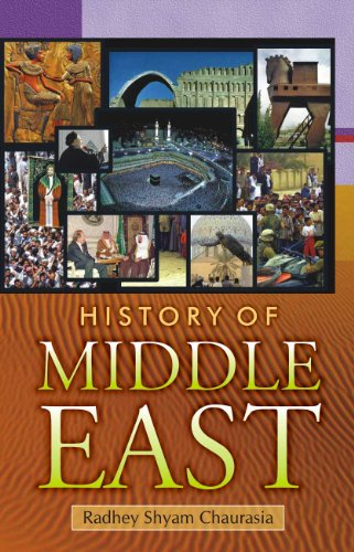 History of Middle East: R.S. Chaurasia