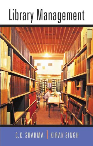 Library Management: C.K. Sharma