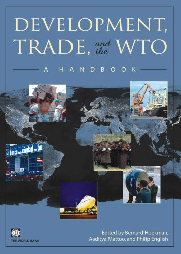 9788126904679: Development, Trade and the WTO a Handbook