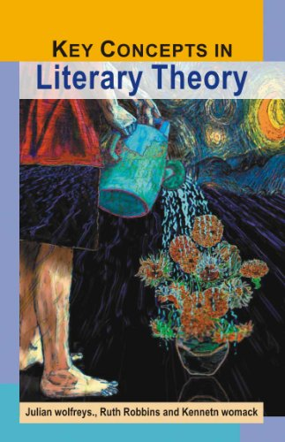 9788126904693: Key Concepts in Literary Theory
