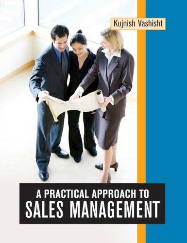9788126905379: A Practical Approach to Sales Management
