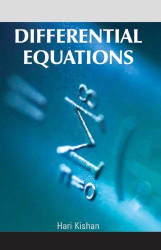 Differential Equations: Hari Kishan