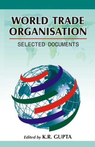 World Trade Organisation Selected Documents