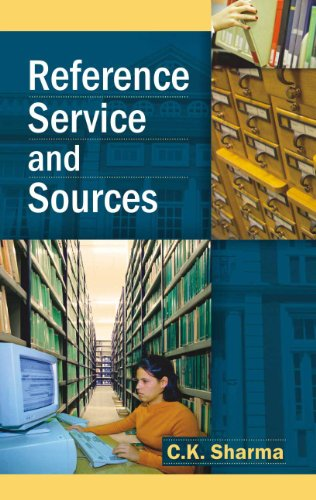 Reference Service and Sources: C.K. Sharma