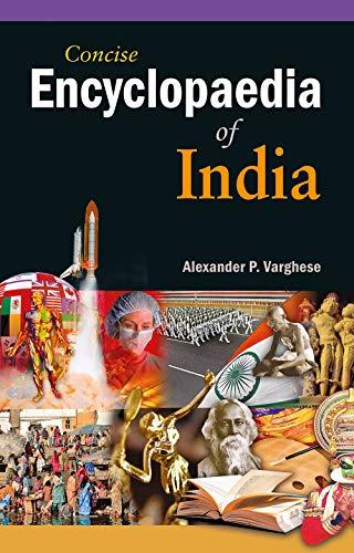 9788126906390: Concise Encyclopaedia of India, Vol. 3
