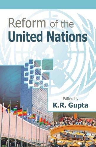 Reform of the United Nations, Vol. II: K.R. Gupta (Ed.)