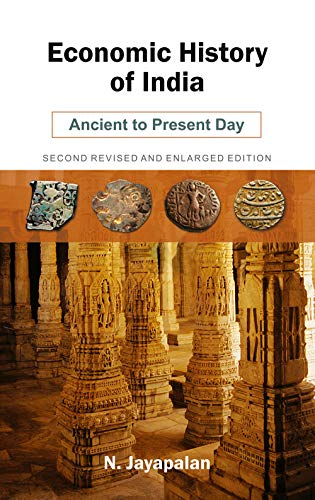 9788126906970: Economic History of India Ancient to Present Day