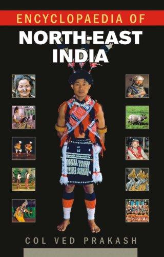 Encyclopaedia of North-East India, 5 Vols. Set: Ved Prakash