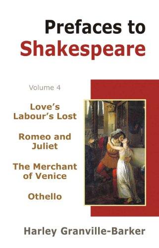 9788126907205: Prefaces to Shakespeare (4 Vols. Set)
