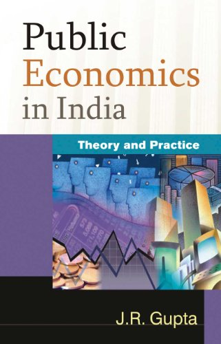 9788126907540: Public Economics in India: Theory and Practice