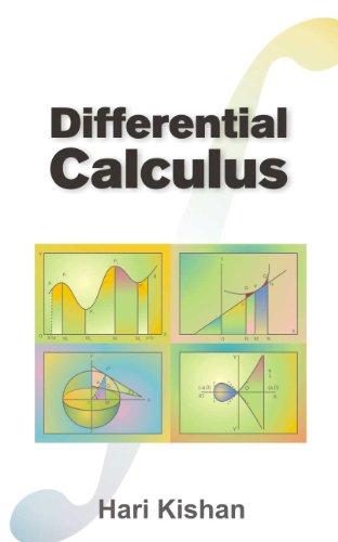9788126908202: Differential Calculus