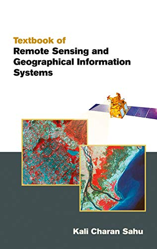 9788126909094: Textbook of Remote Sensing and Geographical Information Systems
