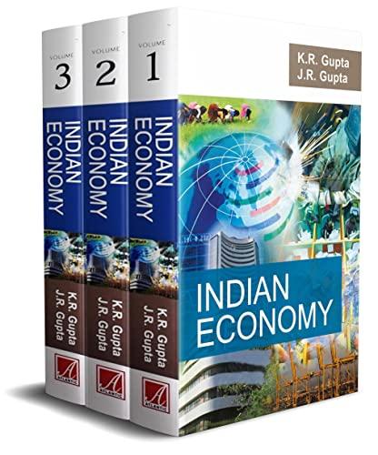 9788126909278: Indian Economy, 2 Vols. Set