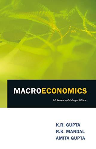 Macroenomics: K.R. Gupta,R.K. Mandal,Amita Gupta