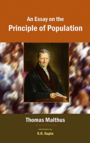 Essay on the Principle of Population: Thomas Malthus (Author)