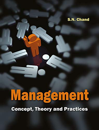 Management Concept, Theory and Practices