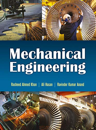Mechanical Engineering: Khan Rasheed Ahmed