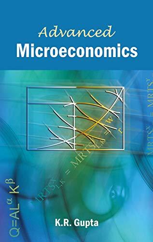 9788126912094: Advanced Microeconomics