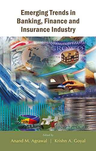 9788126912148: Emerging Trends in Banking, Finance & Insurance Industry