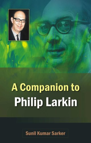 9788126912360: A Companion to Philip Larkin