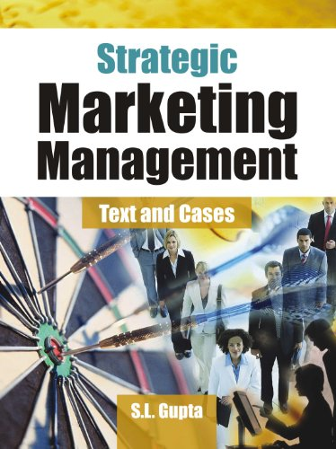 Strategic Marketing Management Text and Cases