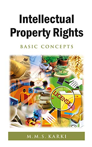 Intellectual Property Rights Basic Concepts