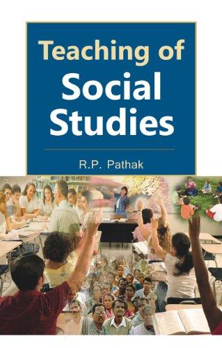 Teaching Of Social Studies: R.P. Pathak