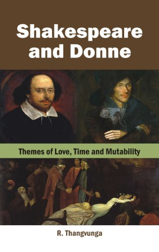 9788126913992: Shakespeare and Donne: Themes of Love, Time and Mutability