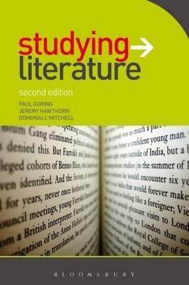 9788126914340: Studying Literature