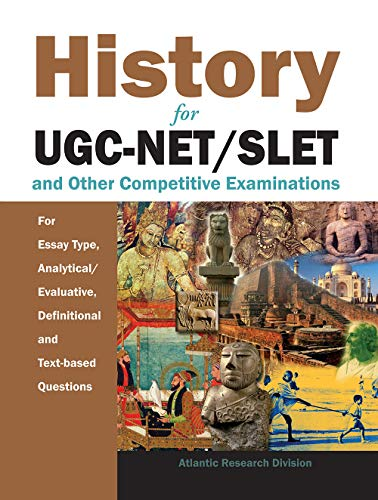 History for UGC-BET /SLET and other Competitive Examinations for Essay Type, Analytical /...