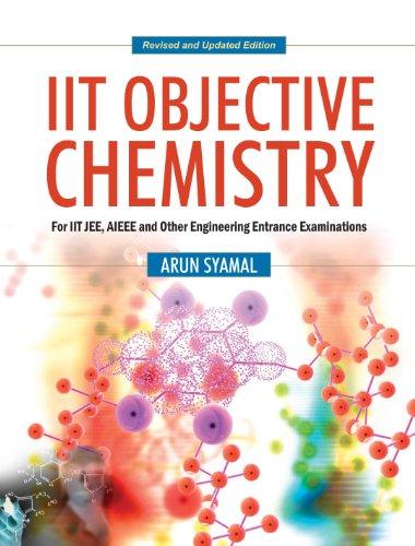 Iit Objective Chemistry: Arun Syamal