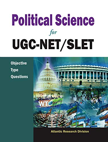 Political Science for UGC-NET/SLET: Objective Type Questions: Atlantic Research Division