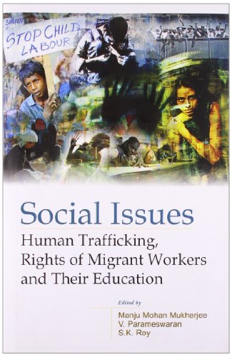 Social Issues : Human Trafficking Rights of: Edited by Manju