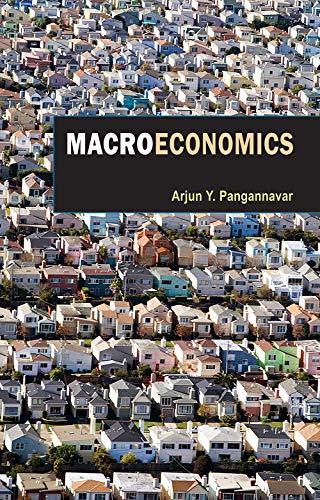 MacroEconomics: Arjun Y. Pangannavar