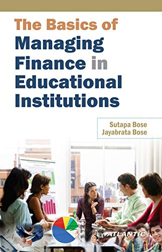 The Basics Of Managing Finance In Educational Institutions
