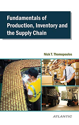 9788126917297: Fundamentals of Production, Inventory and the Supply Chain