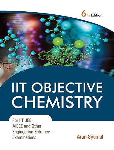 Iit Objective Chemicstry: Syamal Arun