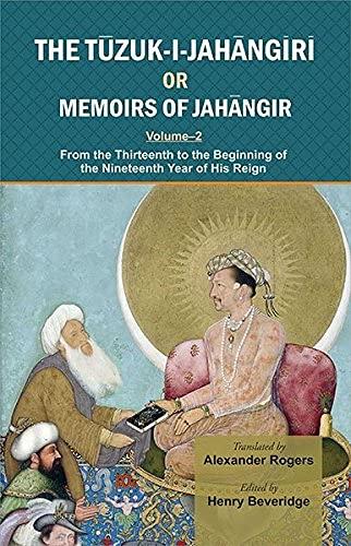 9788126920624: The Tuzuk-I-Jahangiri or Memoirs of Jahangir