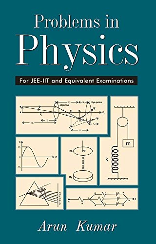 9788126921225: Problems in Physics For JEE-IIT and Equivalent Examinations