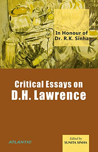 Critical Essays on D.H. Lawrence: In Honour