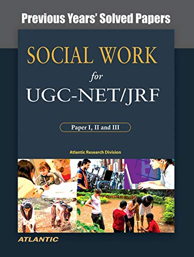 Social Work for UGC-NET/JRF Previous Years' Solved