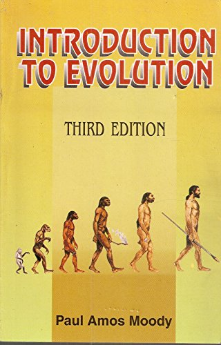 Introduction to Evolution: Moody Paul Amos