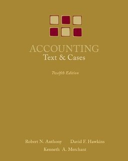 accounting text cases 12 edition prestige telephone Principlesofaccountingcom is a high-quality, comprehensive, free, financial and managerial accounting textbook online and more.