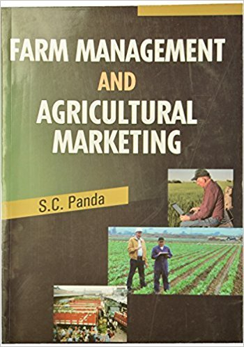 Farm Management & Agricultural Marketing: S.C. Panda