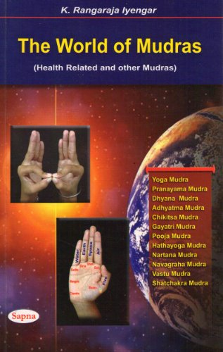 9788128006975: The World Of Mudras/Health Related and other Mudras