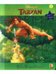 9788128608285: Disneys Tarzan: Ssc (Easy To Read 2)